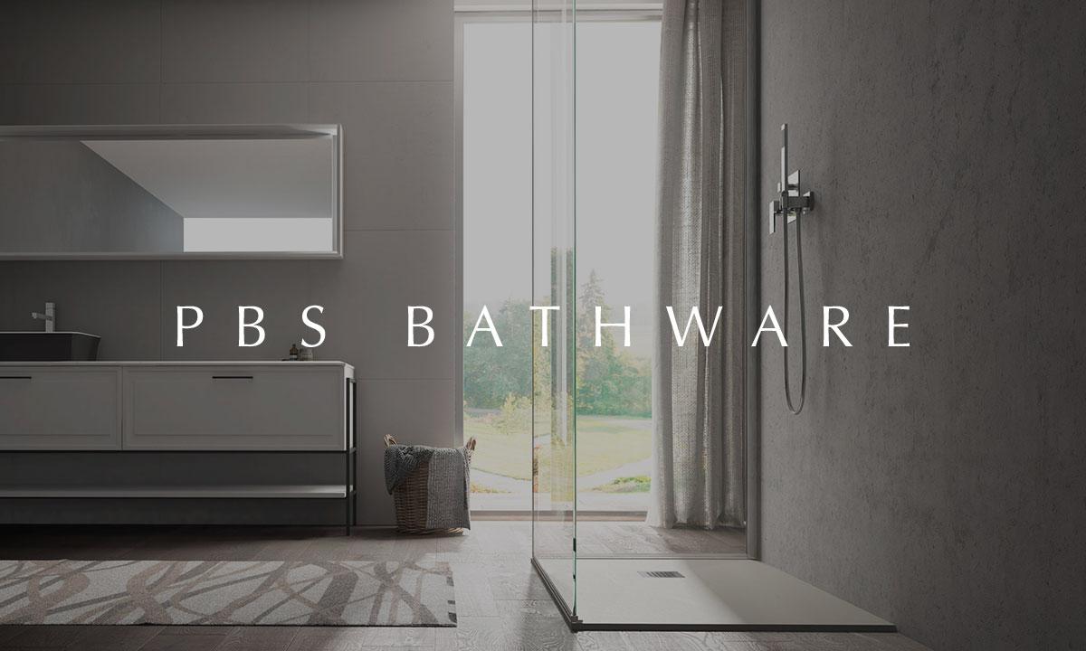 PBS Bathware Piatti doccia e Box doccia